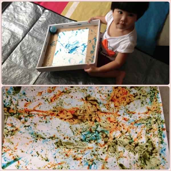 Ball_painting_Homeschool_Crafts