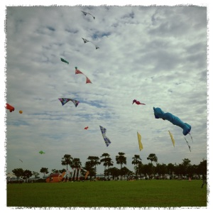 Picture This: Singapore Kite Festival 2013