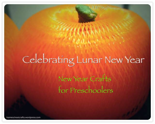 Celebrating Lunar New Year: Crafts and Books for Preschoolers