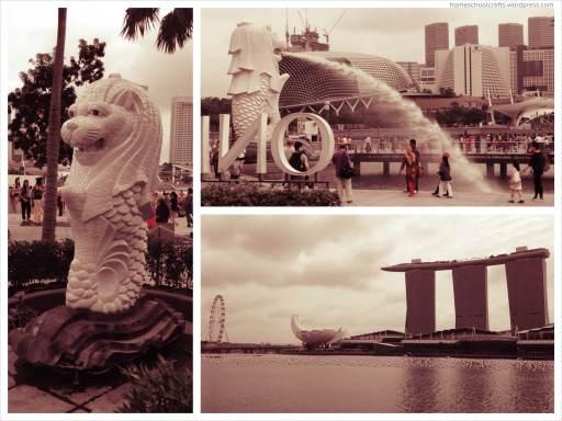 Singapore_Sights_Merlion_Park_Homeschool_Crafts