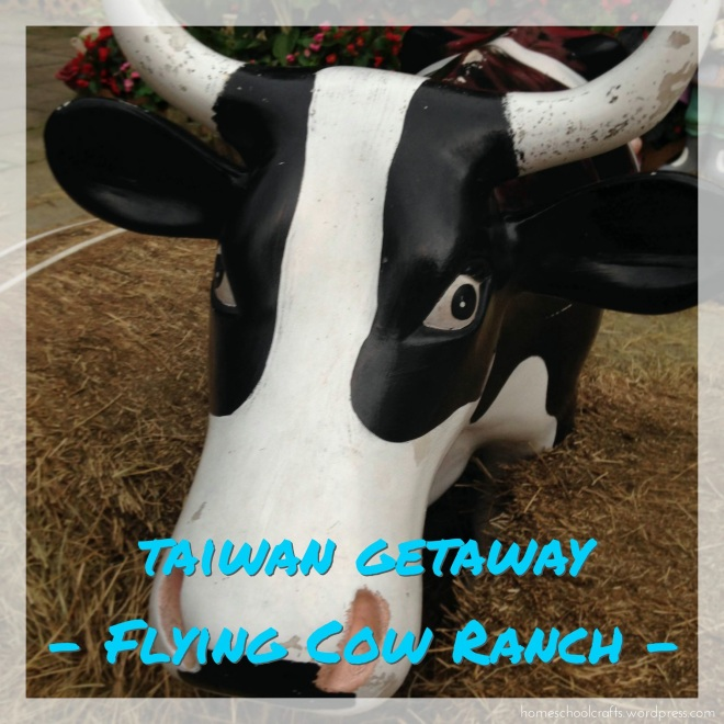 Taiwan Holiday: Flying Cow Ranch