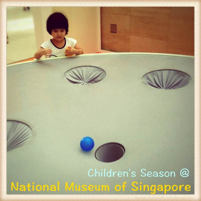 National Museum of Singapore: Masak Masak