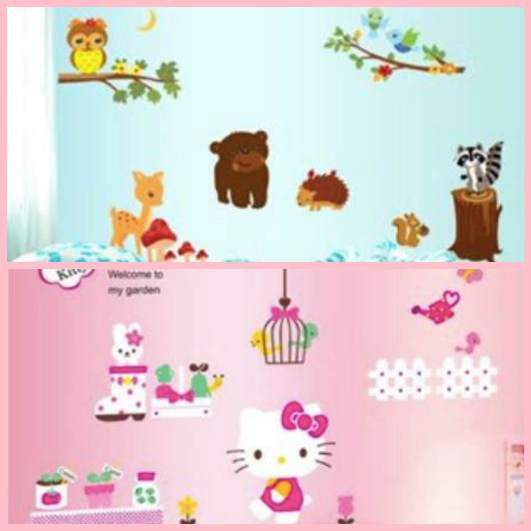Wall stickers for children's room
