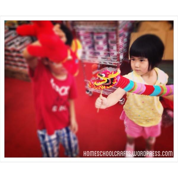 Chinese New Year in Singapore: Chinatown