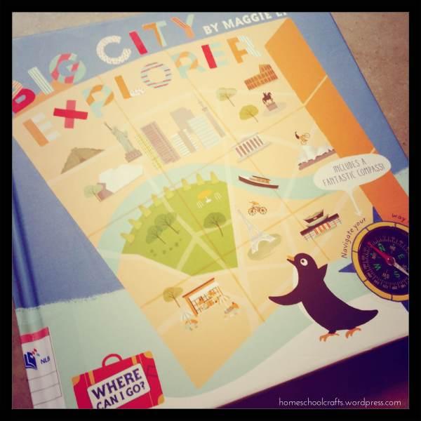 Big City Explorer Book