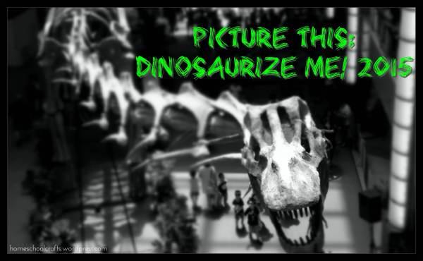 Picture This: Dinosaurize Me! 2015 Plaza Singapura Singapore