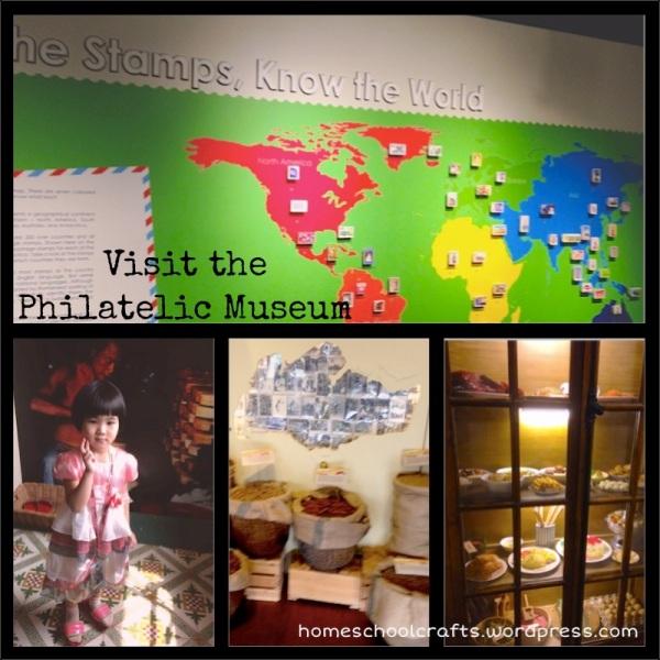 Visit to the Singapore Philatelic Museum