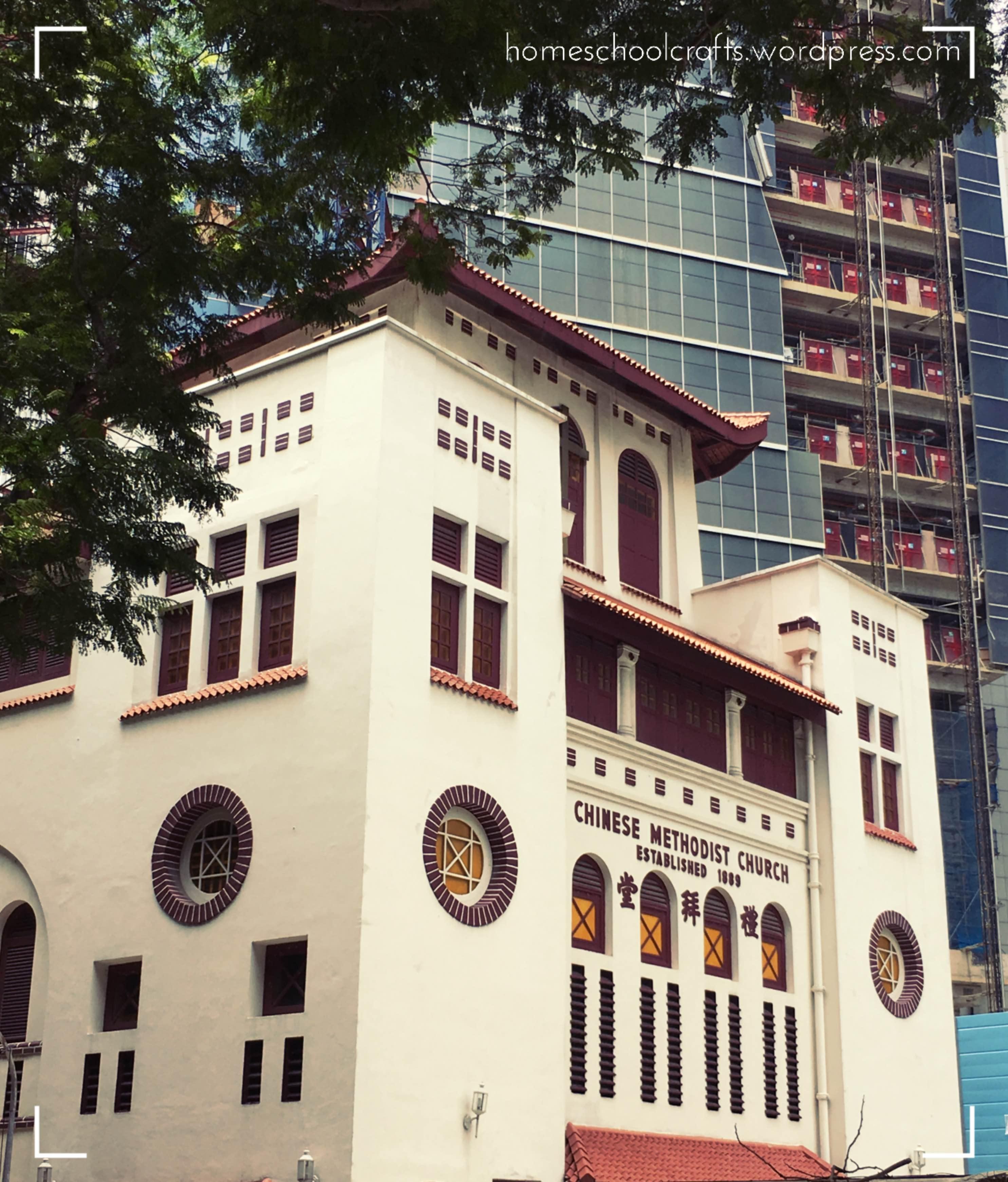 Chinatown-Trail-Singapore-Chinese-Methodist-Church-Homeschool-Crafts