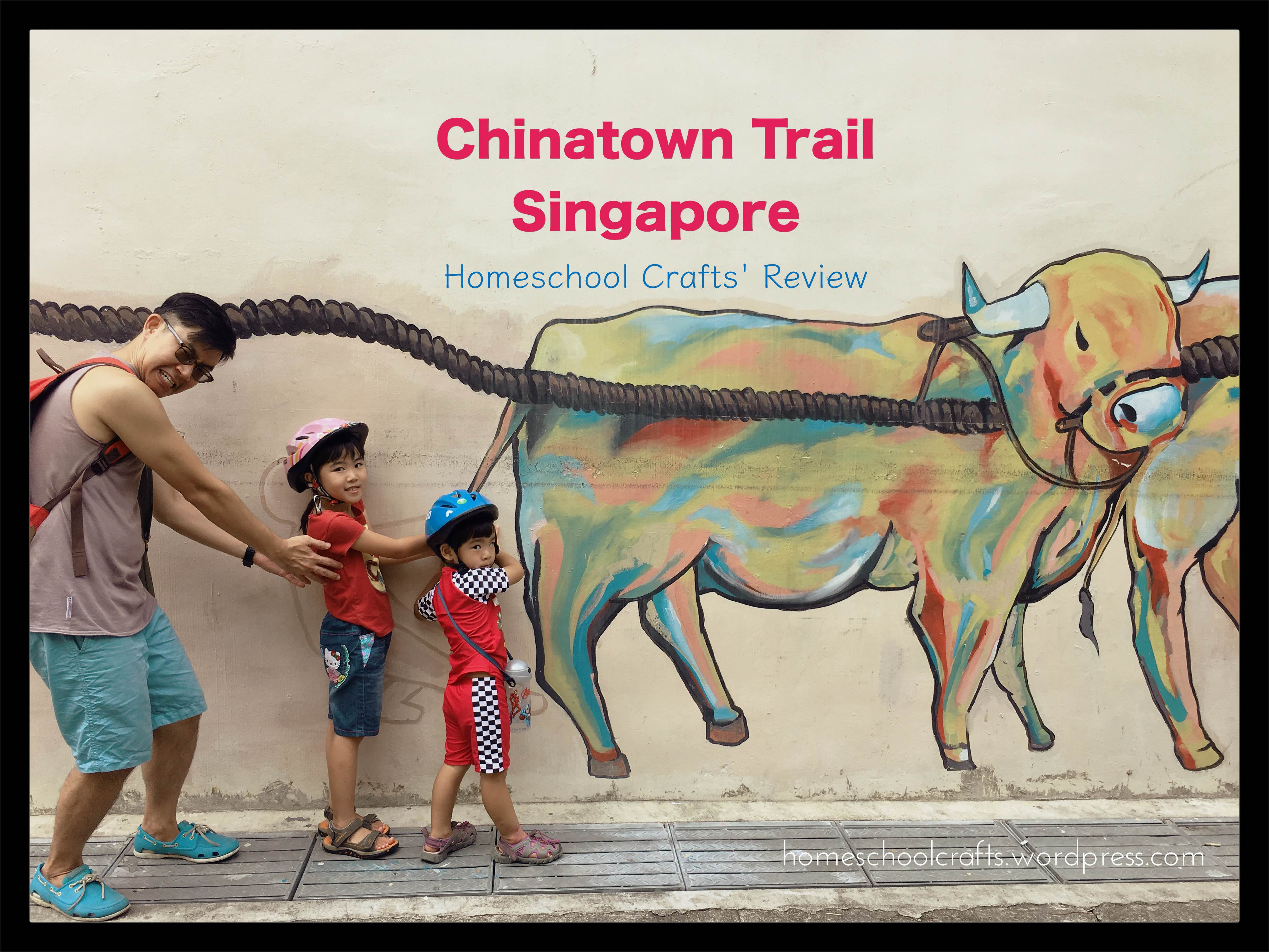 Chinatown-Trail-Singapore-Homeschool-Crafts-Review